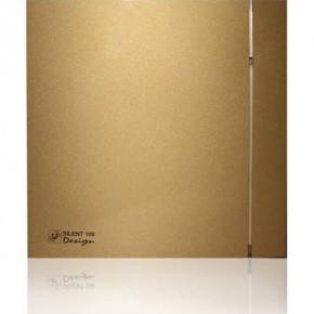 Вентилятор SILENT CZ 100 Desing gold