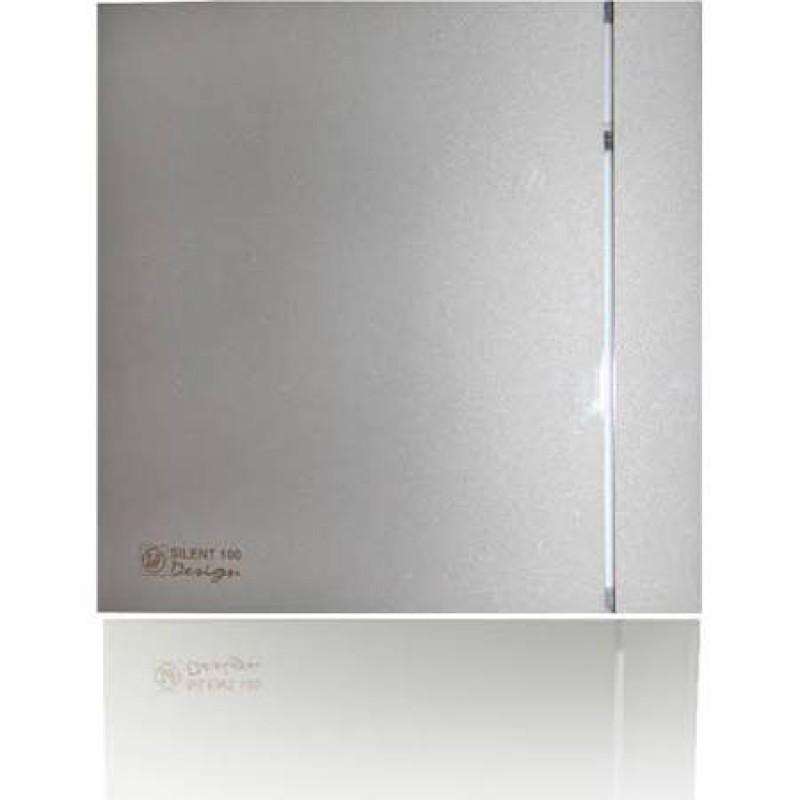 Вентилятор SILENT 100CRZ DESIGN с таймером времени