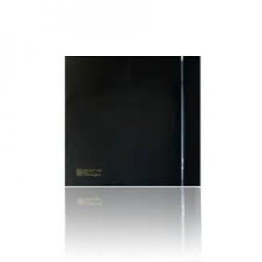 Вентилятор  SILENT 100 CZ DESIGN black