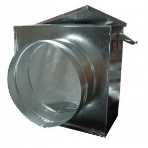 Фильтр кассетный из оцинкованной стали 350