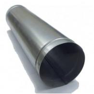 Воздуховоды круглые прямошовные из оцинкованной стали