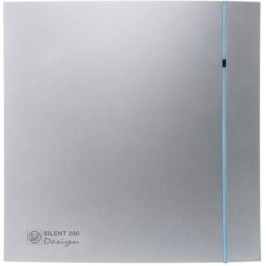 Вентилятор  SILENT 200 CZ DESIGN silver