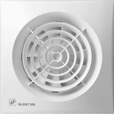 Вентилятор  SILENT 200 CRZ с таймером времени