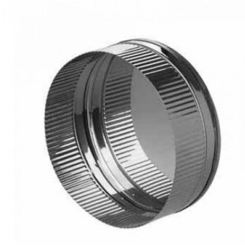 Заглушка ф 110 из нержавеющей стали