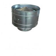 Дефлектор 160 из оцинкованной стали