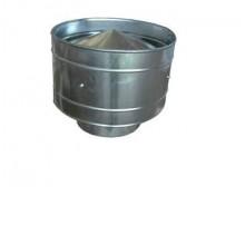 Дефлектор 100 из оцинкованной стали