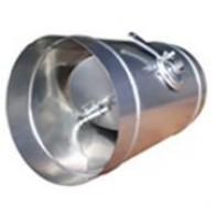 Дроссель-клапан 200 из нержаевеющей стали