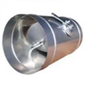 Дроссель-клапан 140 из нержаевеющей стали