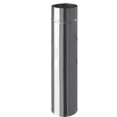 труба ф 140 0,5метр  из нержавеющей стали