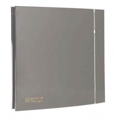 Вентилятор  SILENT CRZ 100 DESIGN grey с таймером времени