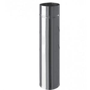 труба ф 130 0,5метр  из нержавеющей стали