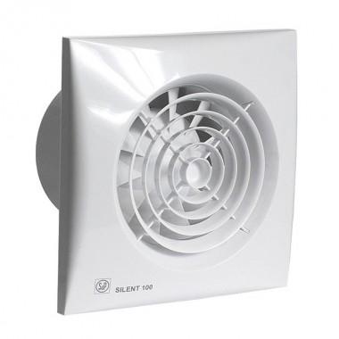 Вентилятор  SILENT 100 CMZ с шнурковым выключателем