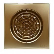 вентилятор накладной  AURA 4 c 100 champagne