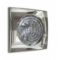 Вентилятор накладной AURA 4 c 100 chrome