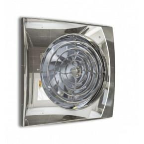 Вентилятор накладной  AURA 5 c 125 chrome