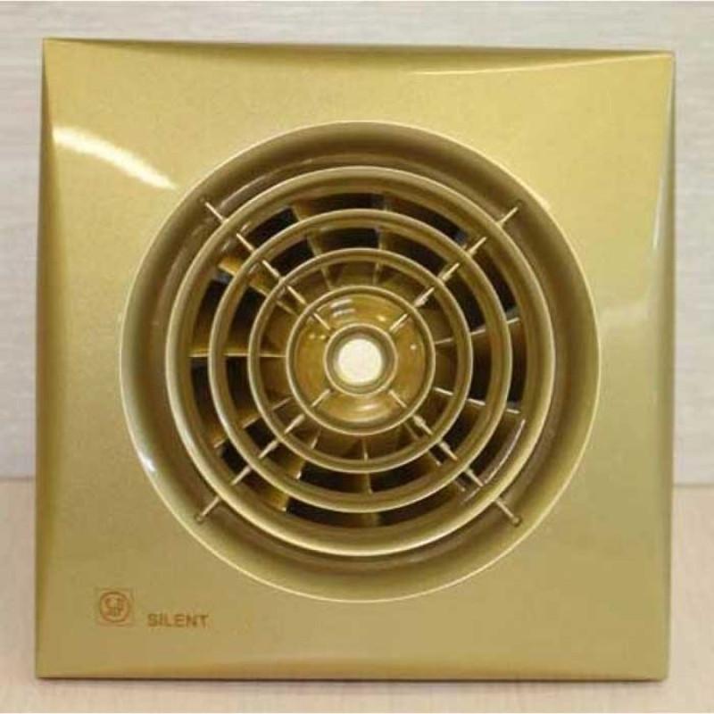 Вентилятор  SILENT 200 CZ gold