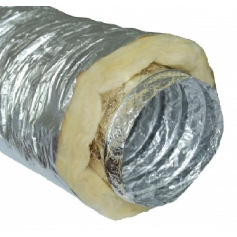 Воздуховод теплоизолированный 127 ф
