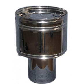 Дефлектор 100/180 н/о зеленая