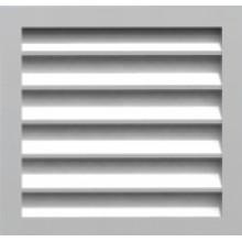 Алюминиевая решетка нерегулируемая АРН размер (1000x100)