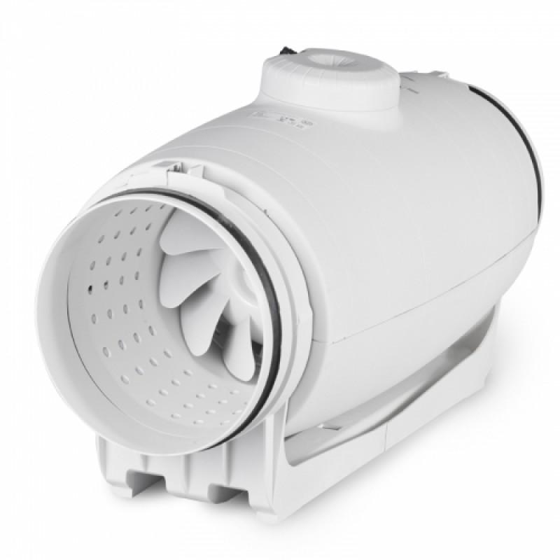 вентилятор TD 160/100 SILENT С ТАЙМЕРОМ