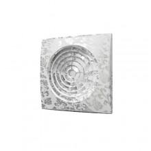 Вентилятор накладной  AURA 4 c 100 white design