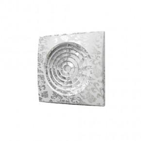 вентилятор накладной  AURA 5 c 125  white design