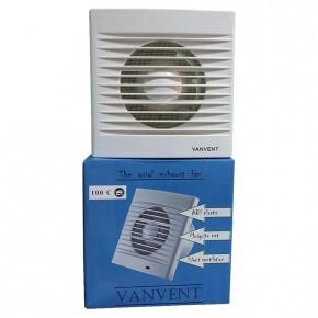 Вентилятор  100 С вытяжной (130 m³/h)