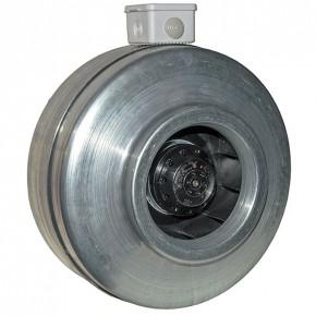Вентилятор  ВКВ-250Е (ebmpapst) канальный для круглых воздуховодов (1300 m³/h)