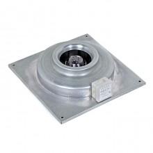 Вентилятор  ВКВ-Ф 125Е (ebmpapst) канальный на квадратном фланце (450 m³/h)