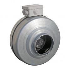 Вентилятор  ВКВ-125Е (ebmpapst) канальный для круглых воздуховодов (450 m³/h)