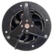 Вентилятор  ОВ-КР-200-Е (ebmpapst) осевой круглый (915 m³/h)