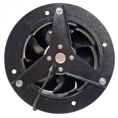 Вентилятор  ОВ-КР-350-Е (ebmpapst) осевой круглый (2260 m³/h)