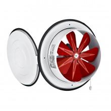 Вентилятор Bahcivan BK 300 осевой с крышкой (1150 m³/h)