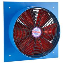 Вентилятор Bahcivan BST-S 250 осевой в квадратном фланце (1200 m³/h)
